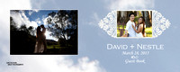 Nestle & David's Sign in Album!