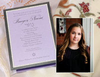 Imogen's Bat Mitzvah Album Designs