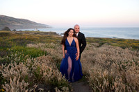 Julia & Melvin's Beach Engagement Session!