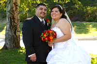 Esther and Juan's Wedding Day!!