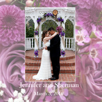 Jennifer & Sherman's Wedding Album